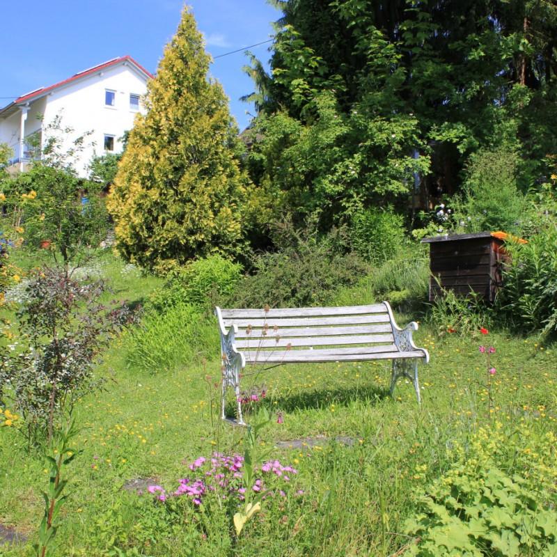 Garten des Haus Kallenberg